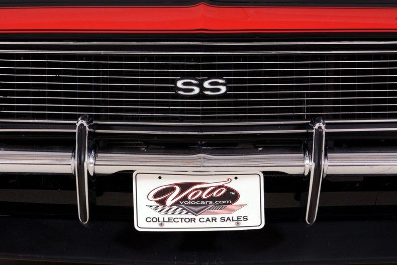 1967 Chevrolet Camaro Image 59