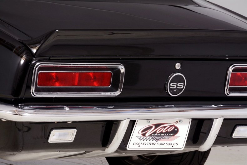 1967 Chevrolet Camaro Image 84