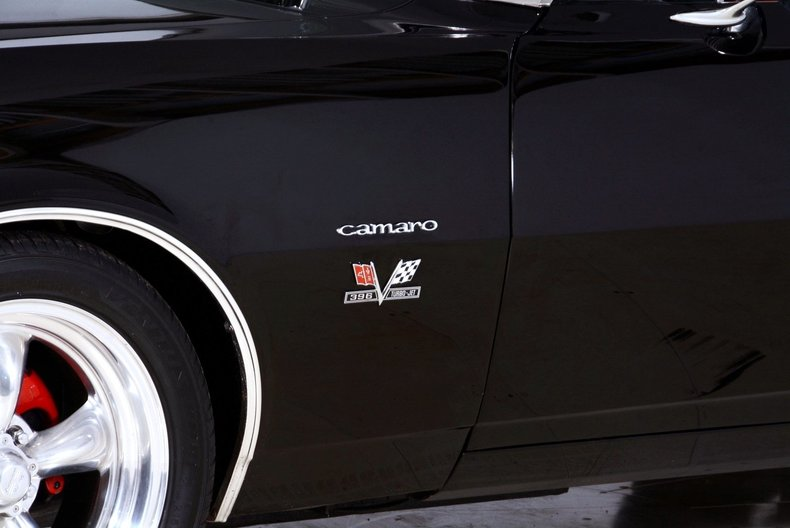 1967 Chevrolet Camaro Image 86