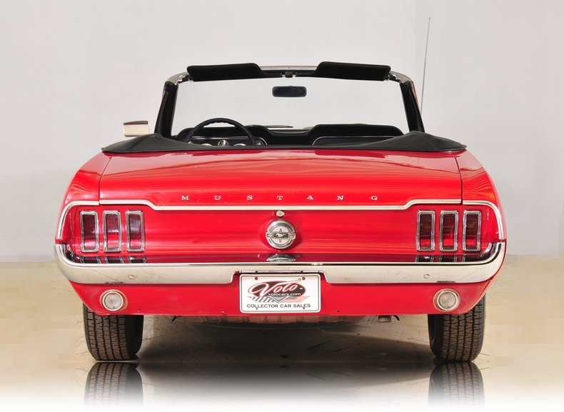 1968 Ford Mustang Image 6