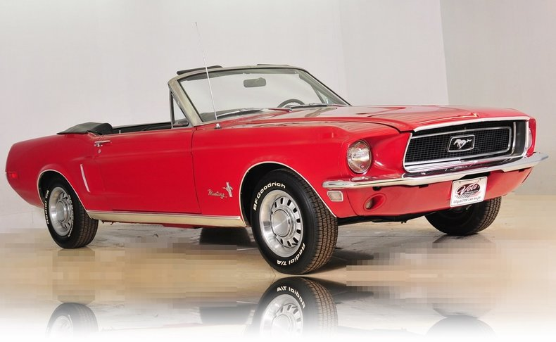 1968 Ford Mustang Image 10