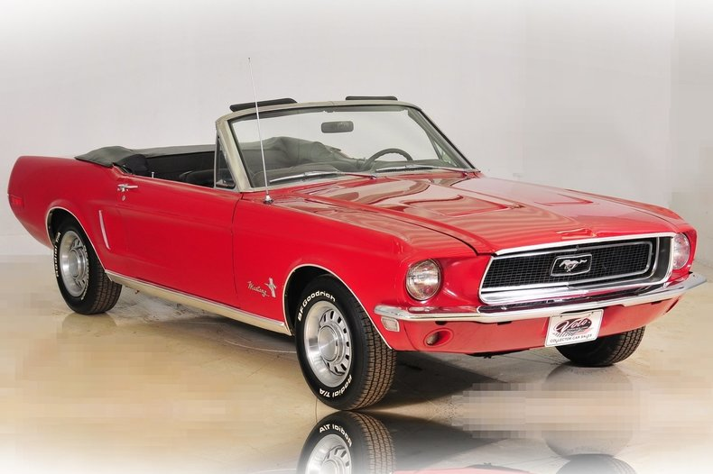 1968 Ford Mustang Image 37