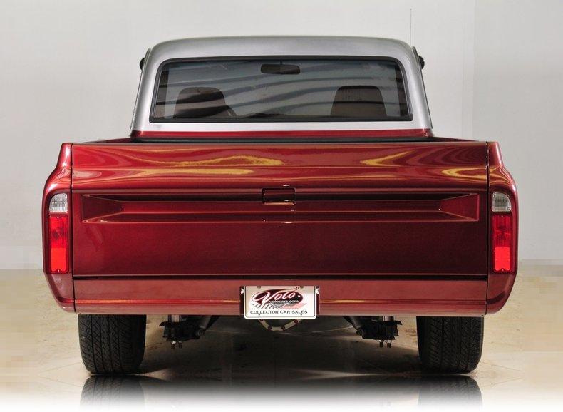 1968 Chevrolet C10 Image 10