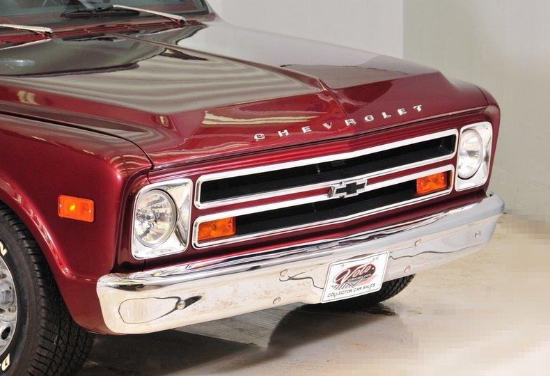 1968 Chevrolet C10 Image 25
