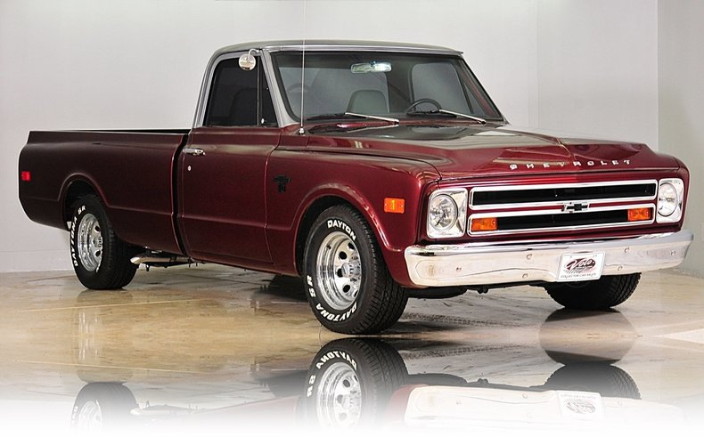 1968 Chevrolet C10 Image 49