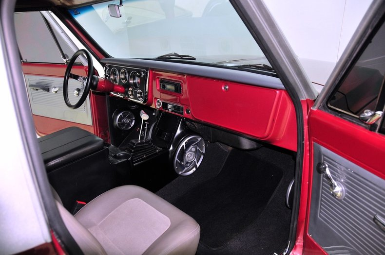 1968 Chevrolet C10 Image 52