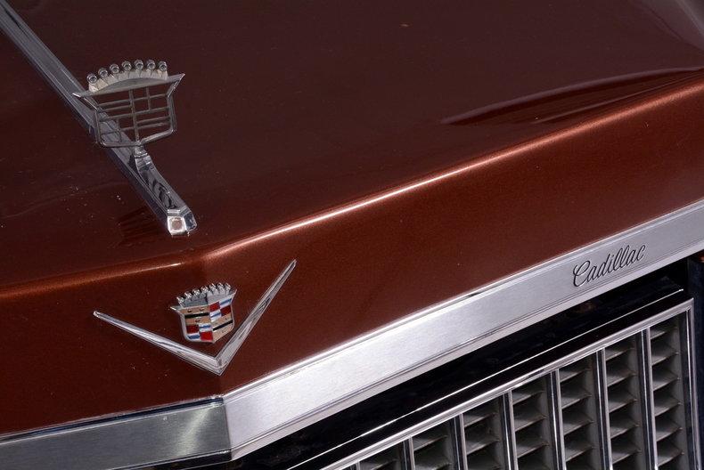1975 Cadillac Sedan deVille Image 5