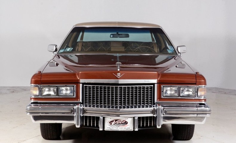 1975 Cadillac Sedan deVille Image 26