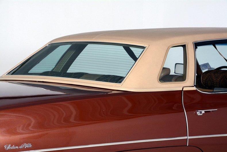 1975 Cadillac Sedan deVille Image 34