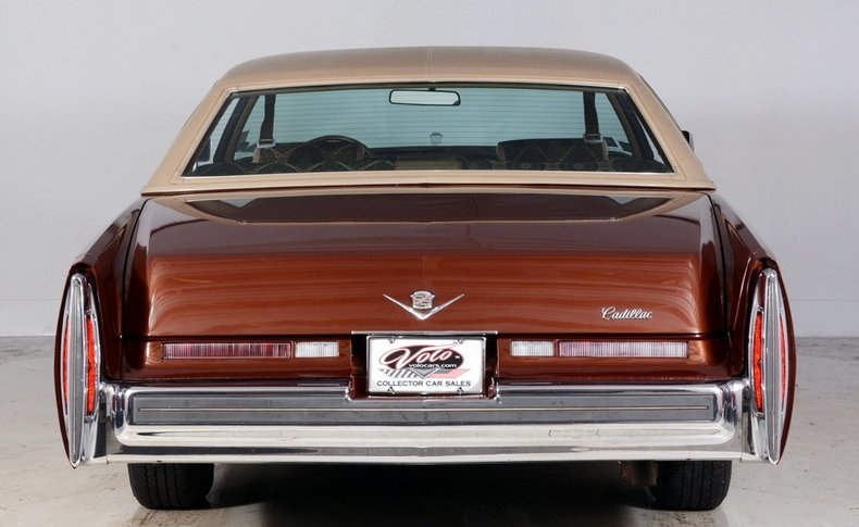 1975 Cadillac Sedan deVille Image 47