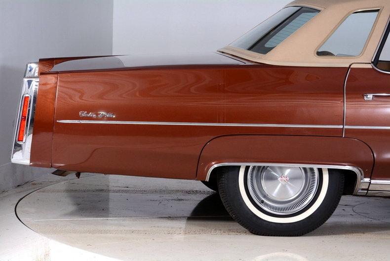 1975 Cadillac Sedan deVille Image 51