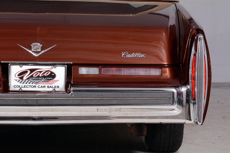 1975 Cadillac Sedan deVille Image 63