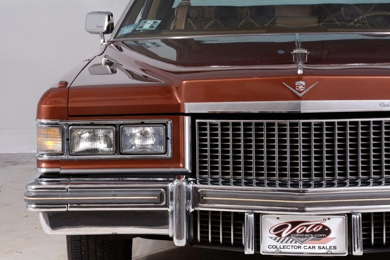1975 Cadillac Sedan deVille Image 68