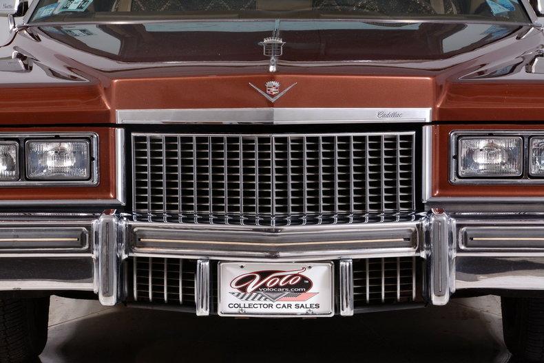 1975 Cadillac Sedan deVille Image 75