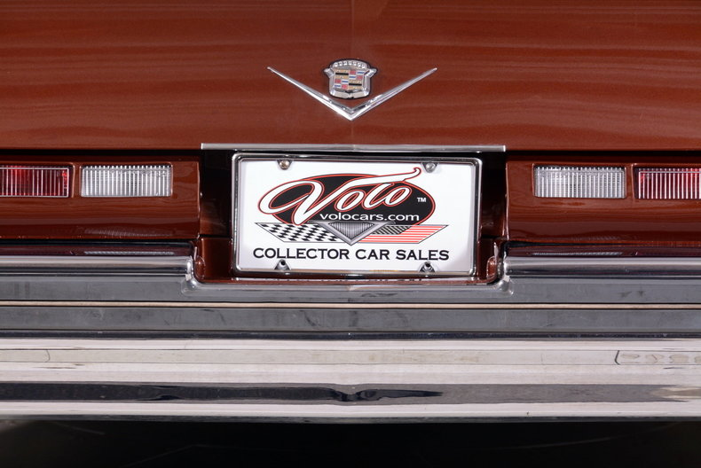 1975 Cadillac Sedan deVille Image 80