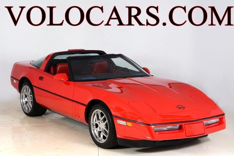 1986 Chevrolet Corvette Image 1