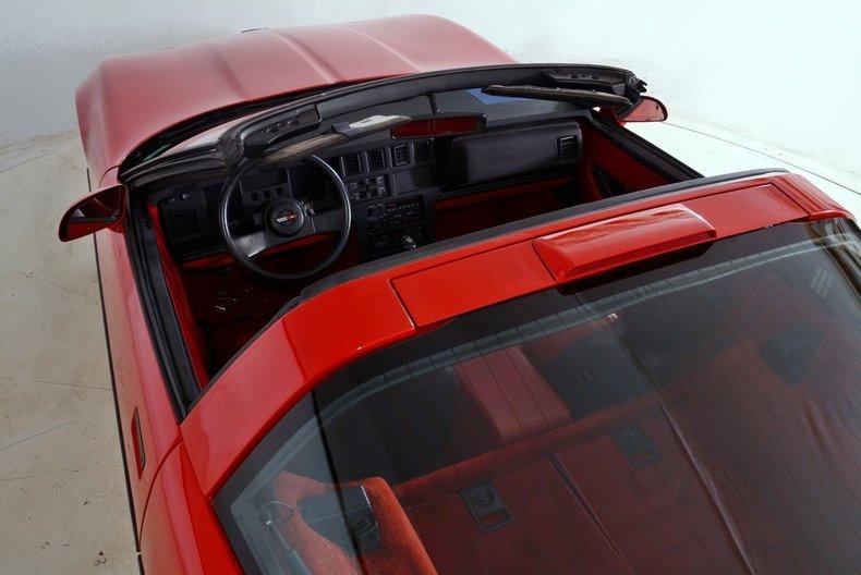 1986 Chevrolet Corvette Image 7