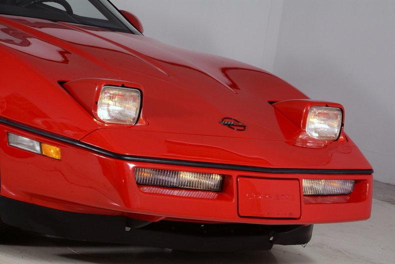 1986 Chevrolet Corvette Image 9