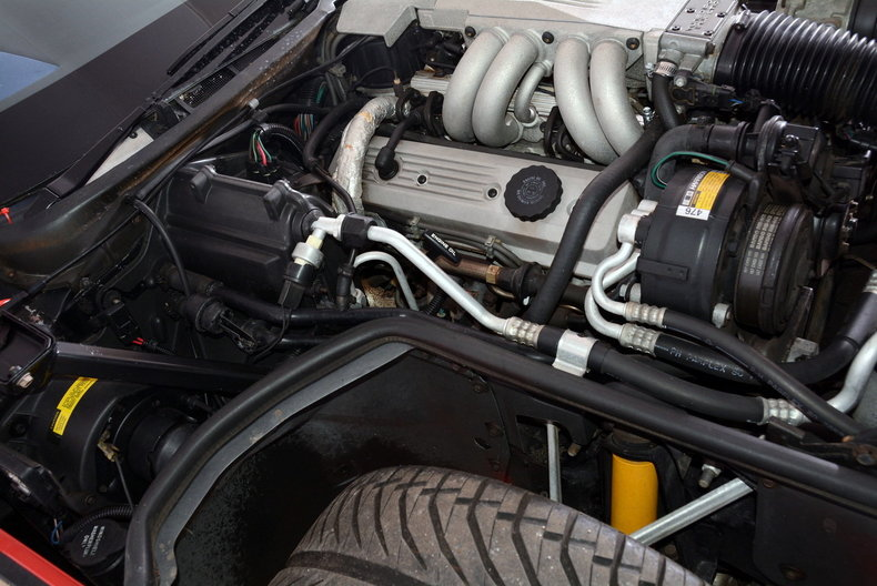 1986 Chevrolet Corvette Image 10