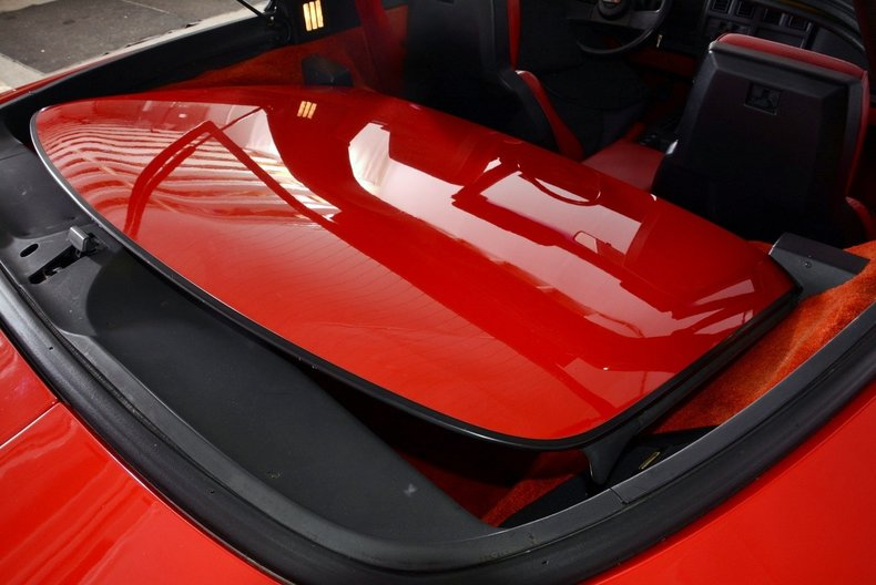 1986 Chevrolet Corvette Image 11