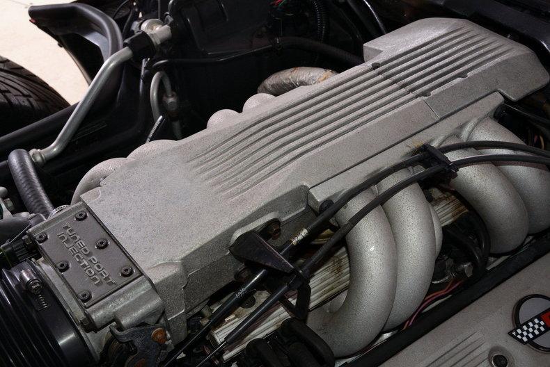 1986 Chevrolet Corvette Image 12