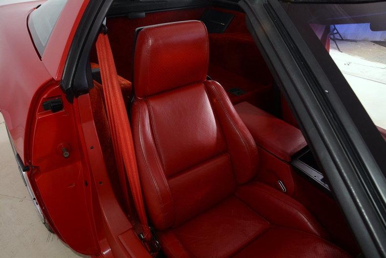 1986 Chevrolet Corvette Image 13
