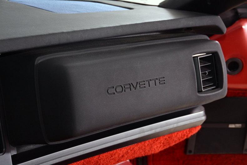 1986 Chevrolet Corvette Image 22