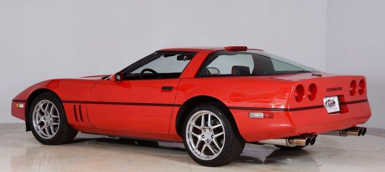 1986 Chevrolet Corvette Image 32