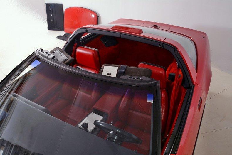 1986 Chevrolet Corvette Image 35