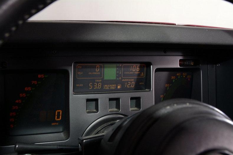 1986 Chevrolet Corvette Image 36