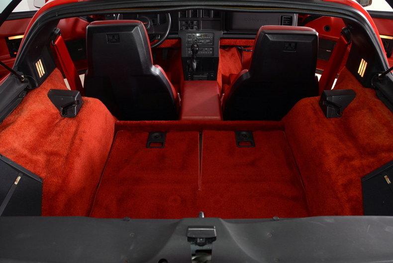 1986 Chevrolet Corvette Image 39
