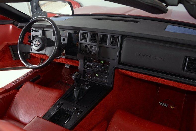 1986 Chevrolet Corvette Image 43