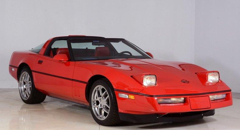 1986 Chevrolet Corvette Image 47