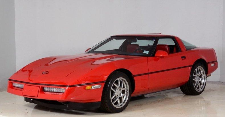 1986 Chevrolet Corvette Image 48
