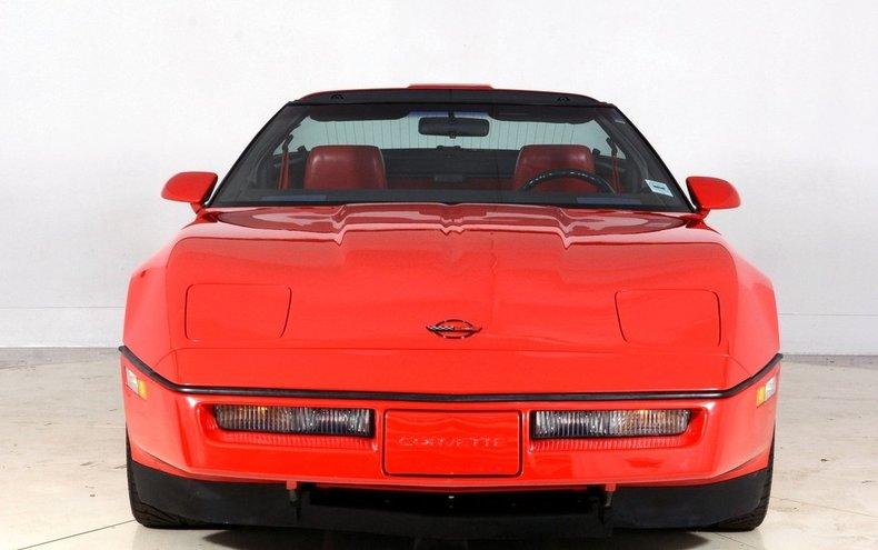 1986 Chevrolet Corvette Image 56
