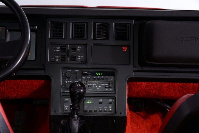 1986 Chevrolet Corvette Image 57