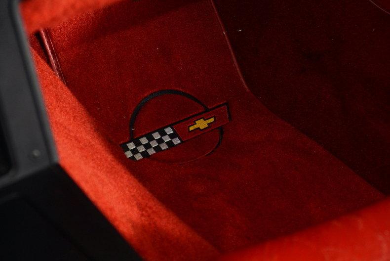 1986 Chevrolet Corvette Image 58