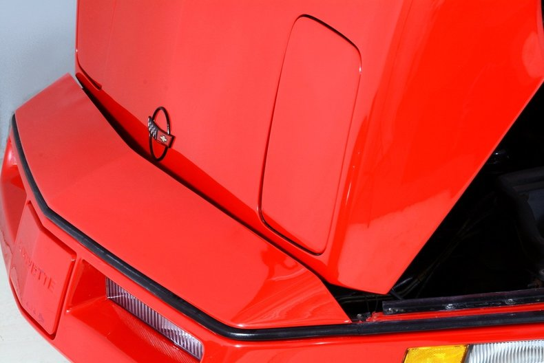 1986 Chevrolet Corvette Image 62