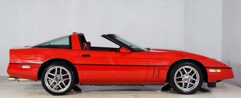 1986 Chevrolet Corvette Image 65