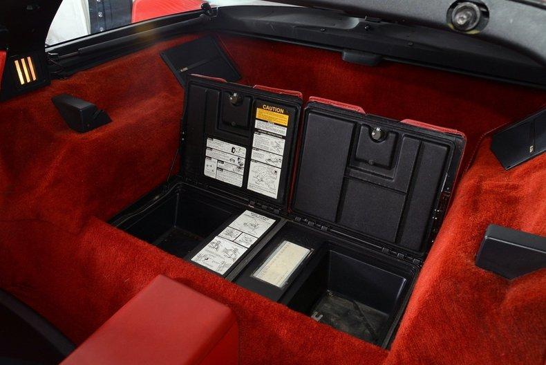 1986 Chevrolet Corvette Image 74