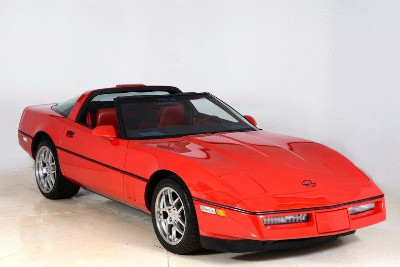 1986 Chevrolet Corvette Image 75