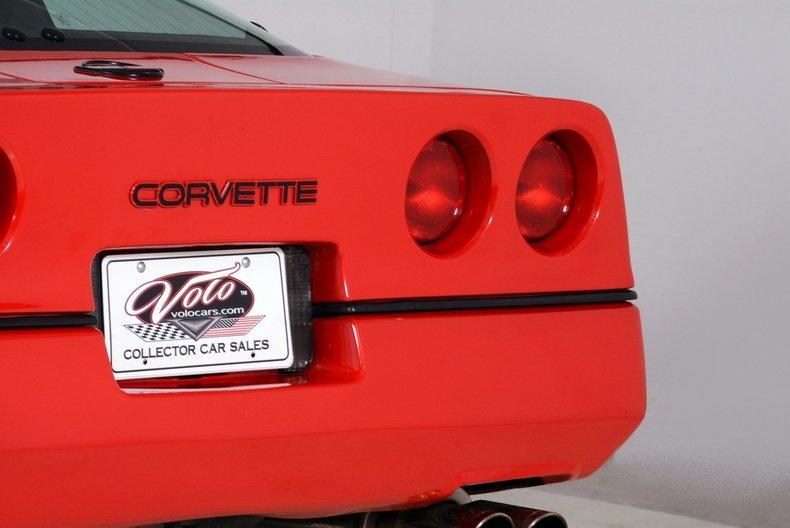 1986 Chevrolet Corvette Image 76