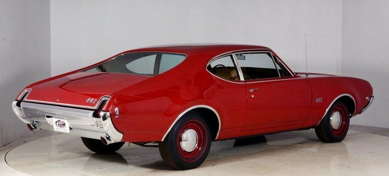 1969 Oldsmobile 442 Image 3