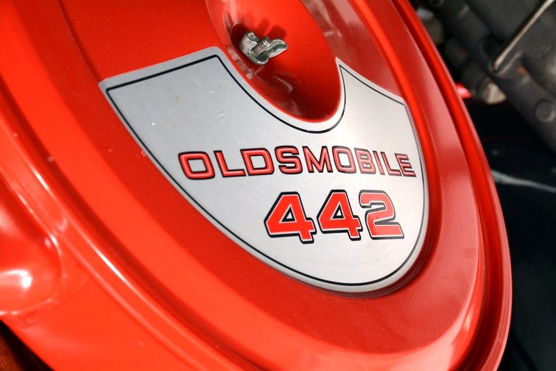 1969 Oldsmobile 442 Image 7