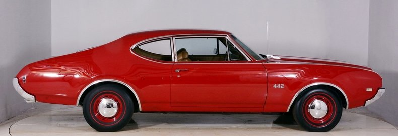 1969 Oldsmobile 442 Image 9