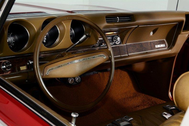 1969 Oldsmobile 442 Image 13