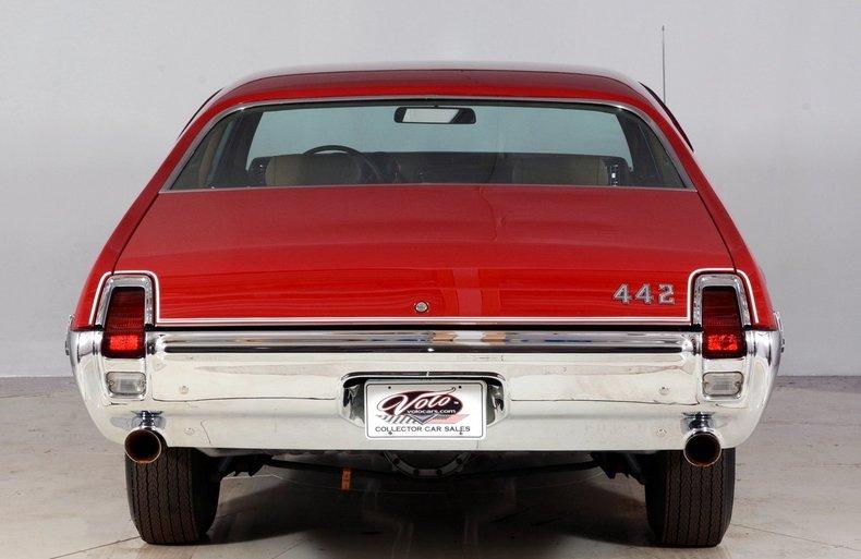 1969 Oldsmobile 442 Image 17