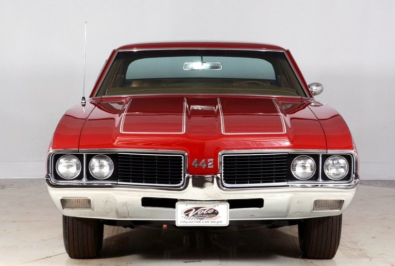 1969 Oldsmobile 442 Image 25