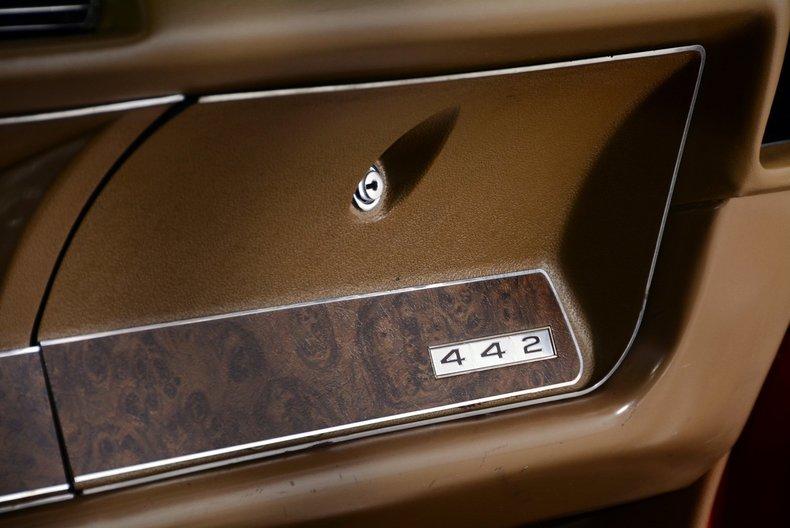 1969 Oldsmobile 442 Image 29