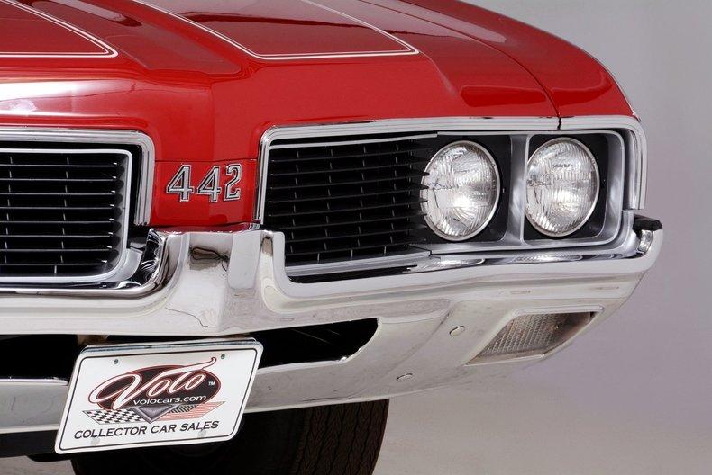 1969 Oldsmobile 442 Image 32